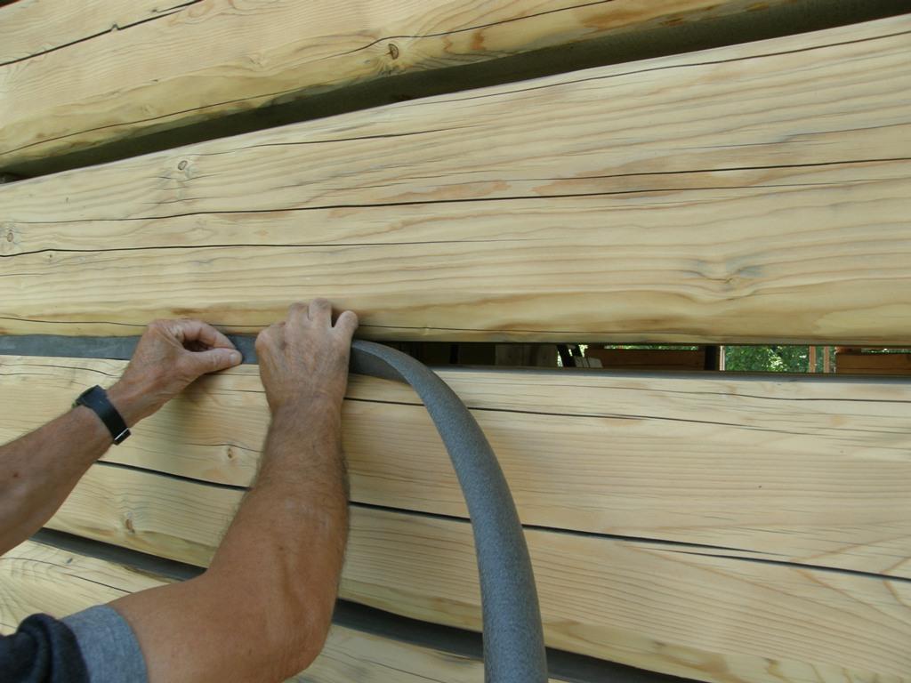 sznur uszczelniaj cy zapewnia dostateczn dylatacj w szczelinach woodchink tmely pro. Black Bedroom Furniture Sets. Home Design Ideas